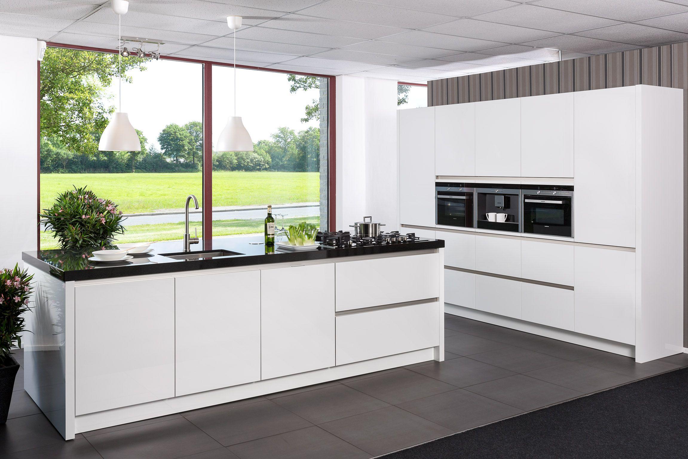 Luxe Keuken Met Kookeiland : keukens voor zeer lage keuken prijzen GREEPLOZE SIEMENS KEUKEN